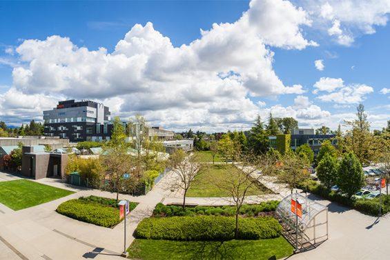 Top trường Canada tại Vancouver trong chương trình CES
