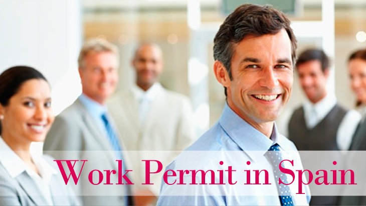 work permit in spain