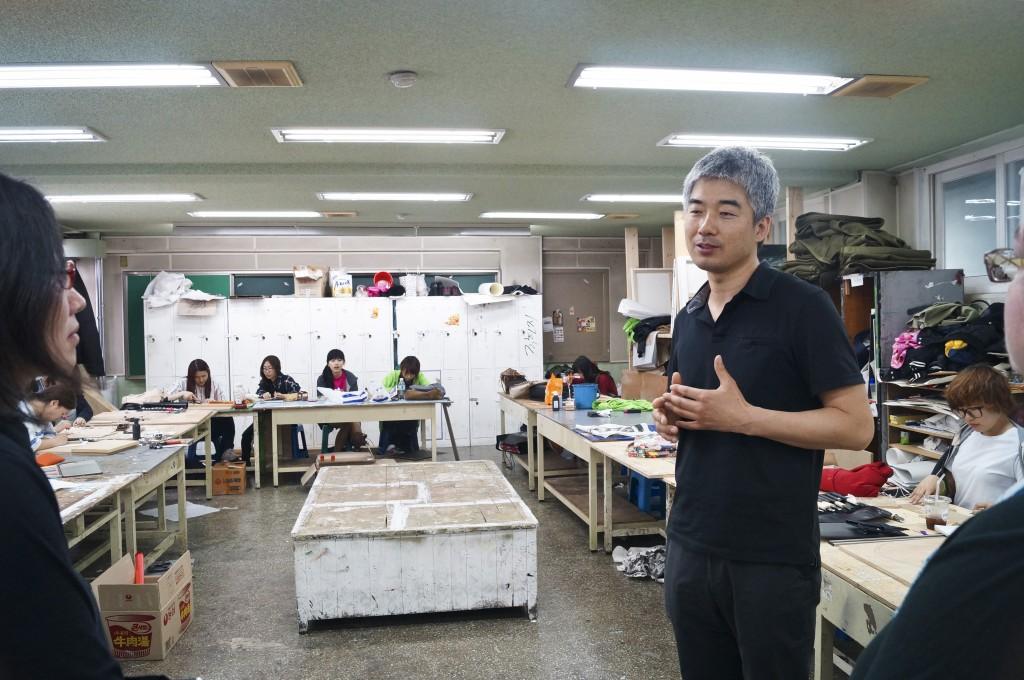 Chugye University for the Arts Classroom