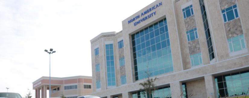 North American – đại học trẻ và năng động tại Mỹ