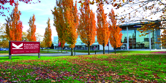 Kwantlen_Polytechnic_University_Surrey_Campus