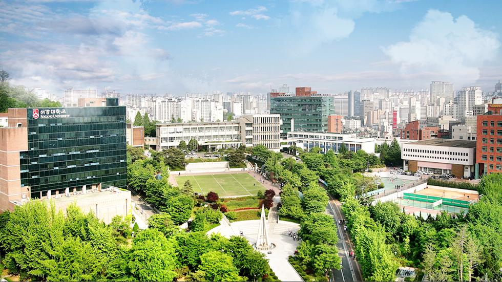 đại học sogang hàn quốc