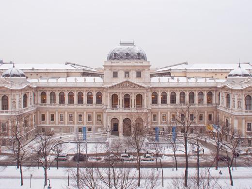 Du học Áo – Đại học tổng hợp Uni Wien
