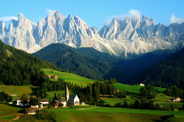 austria-summer