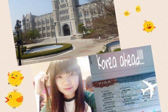 Học bổng Hàn Quốc kì mùa xuân 2018