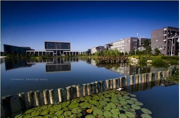Toàn cảnh đại học Dược Trung Quốc