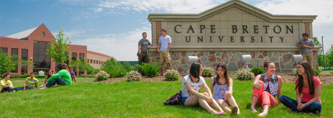 Tốt nghiệp Đại học Cape Breton cơ hội việc làm cao tại Canada