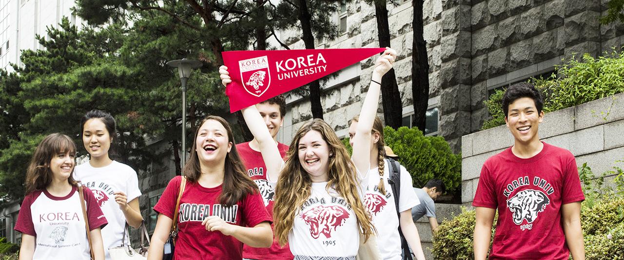 Học bổng du học Hàn 2018 tại đại học Korea