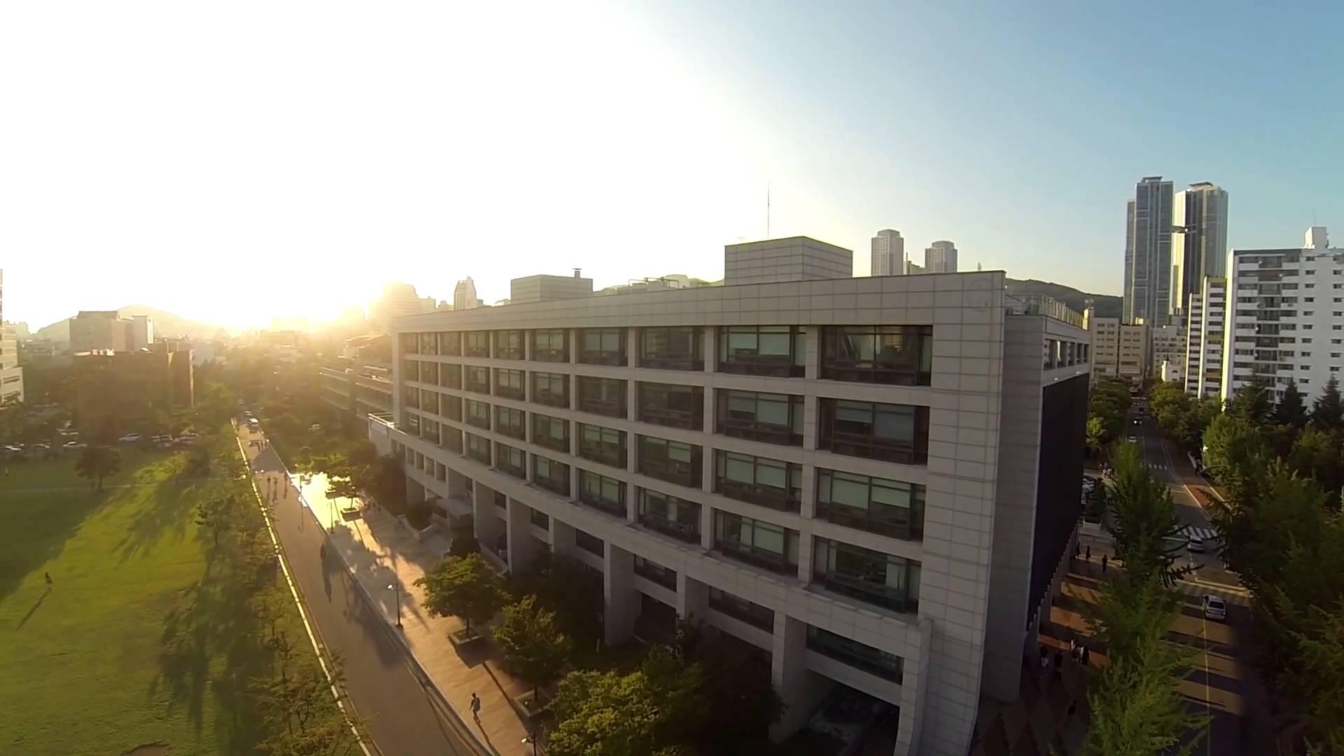 Học bổng đại học quốc gia Pukyong Hàn Quốc 2018