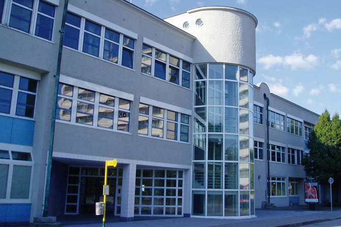 Đại học tư nhân tại Áo Die Paracelsus Medizinische Privatuniversität