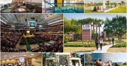 Học bổng Mỹ 2017 đại học Nam Florida