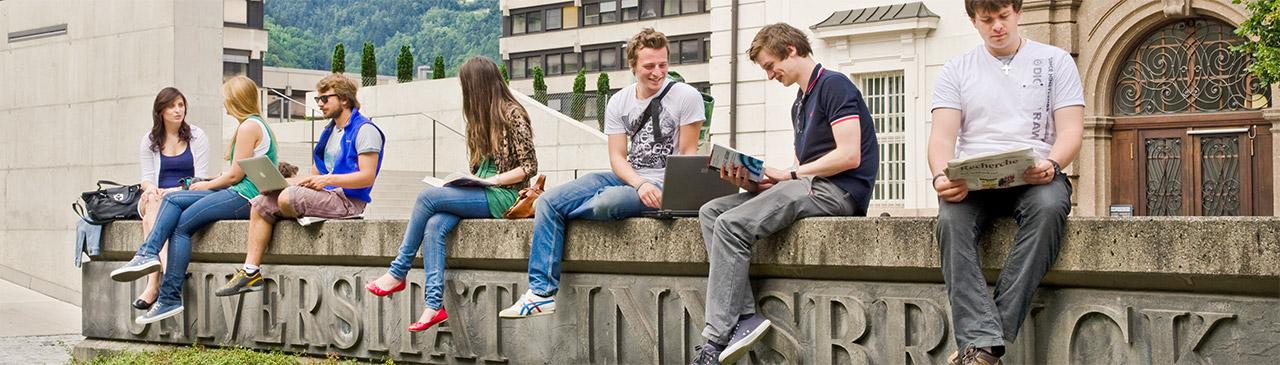 Top đầu bảng xếp hạng du học Áo đại học tổng hợp Innsbruck