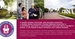 Visa thẳng 100% du học Hàn Quốc đại học Chonbuk