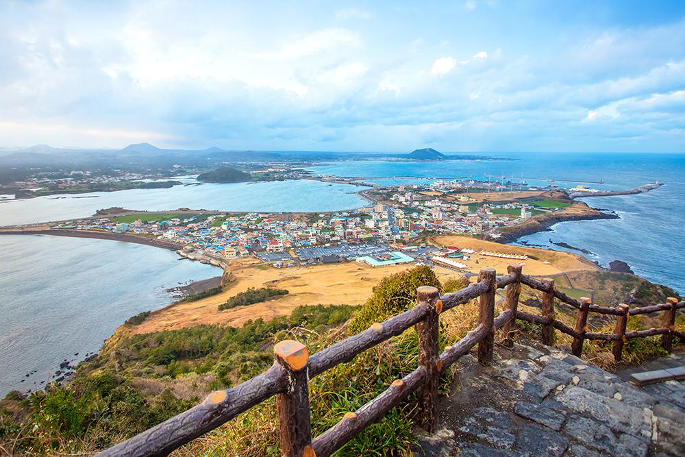 Du học Hàn Quốc với hòn đảo thơ mộng Jeju