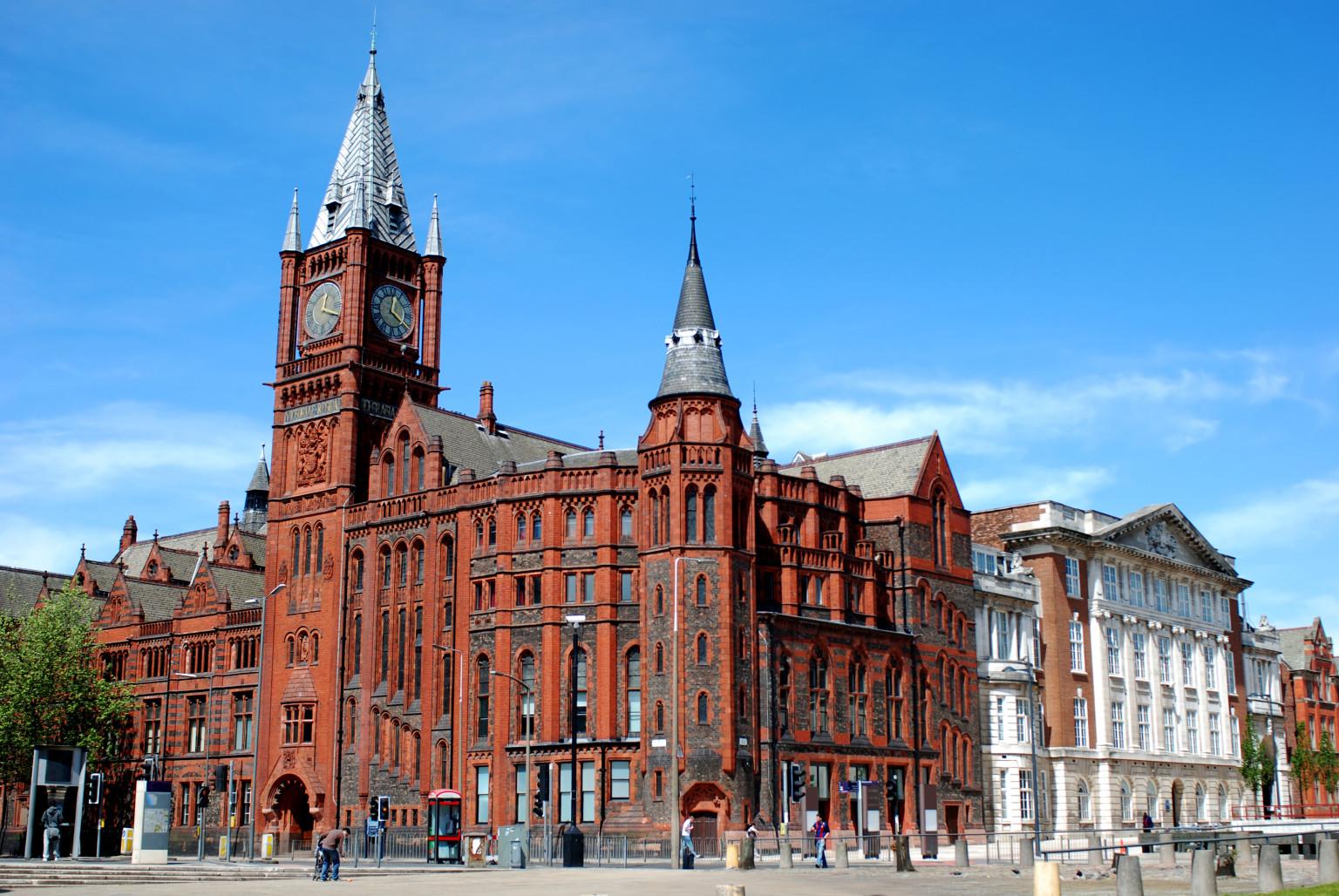 đại học Liverpool