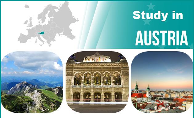 đại học tại Áo