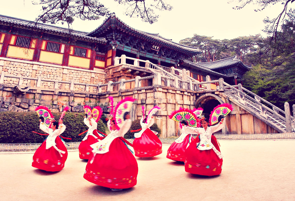 đất nước con người Hàn Quốc