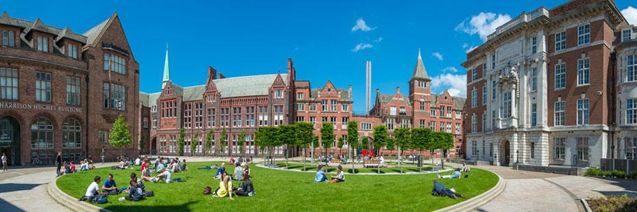 Học bổng du học Anh 2017 -2018 đại học Liverpool