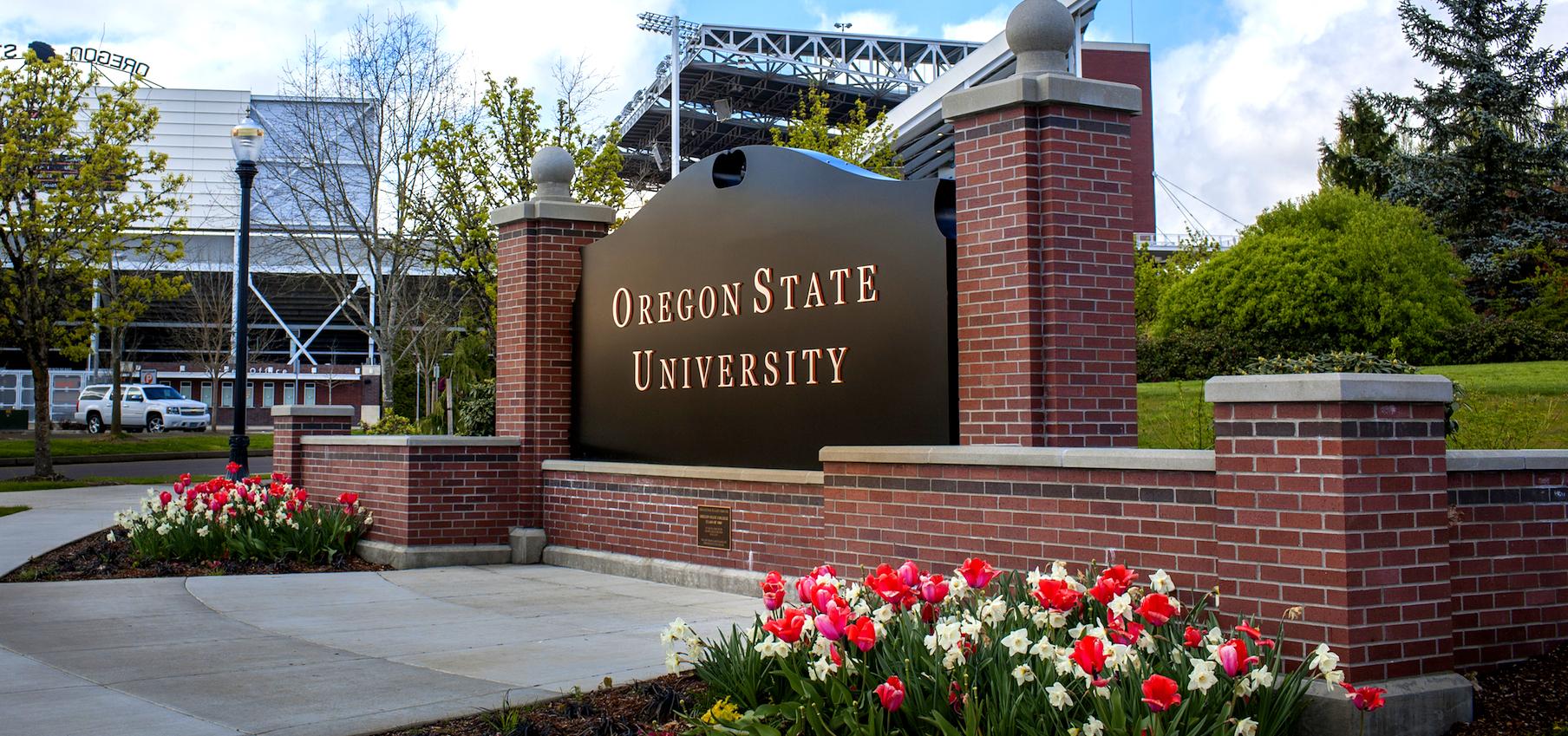 Học bổng du học Mỹ khối INTO trường Oregon State