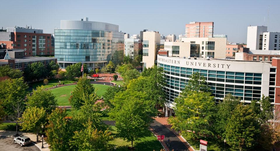 Chuyển tiếp vào năm 3 đại học Northeastern – Top 50 tại Mỹ