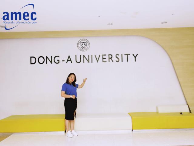 Đại học Dong-A ngôi trường đáng để học tập tại Hàn Quốc