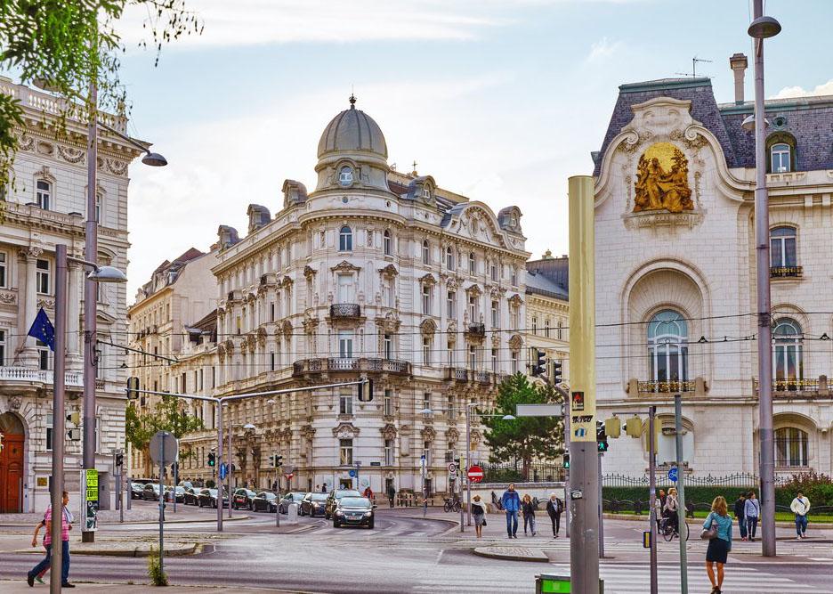 Chi phí sinh hoạt cho du học sinh Áo tại Vienna