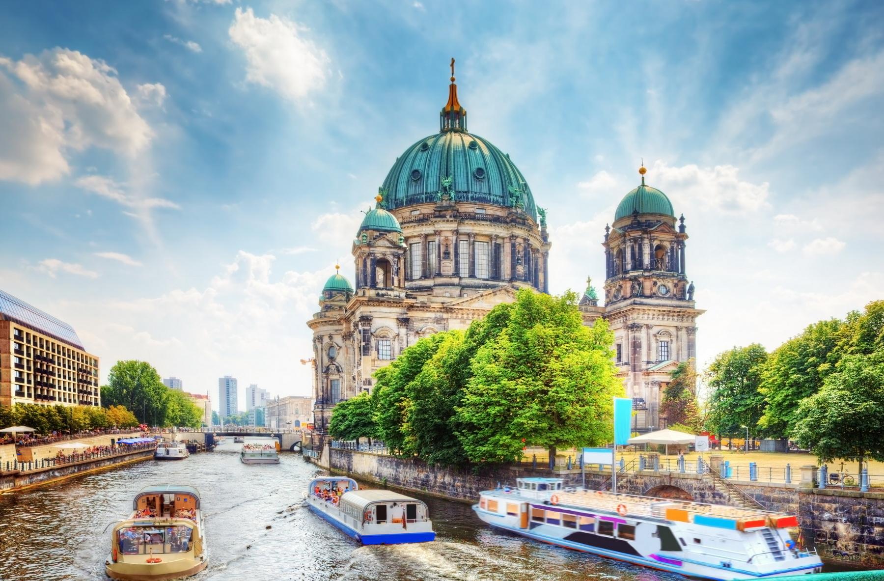 Điểm danh TOP các thành phố lý tưởng du học Đức 2017