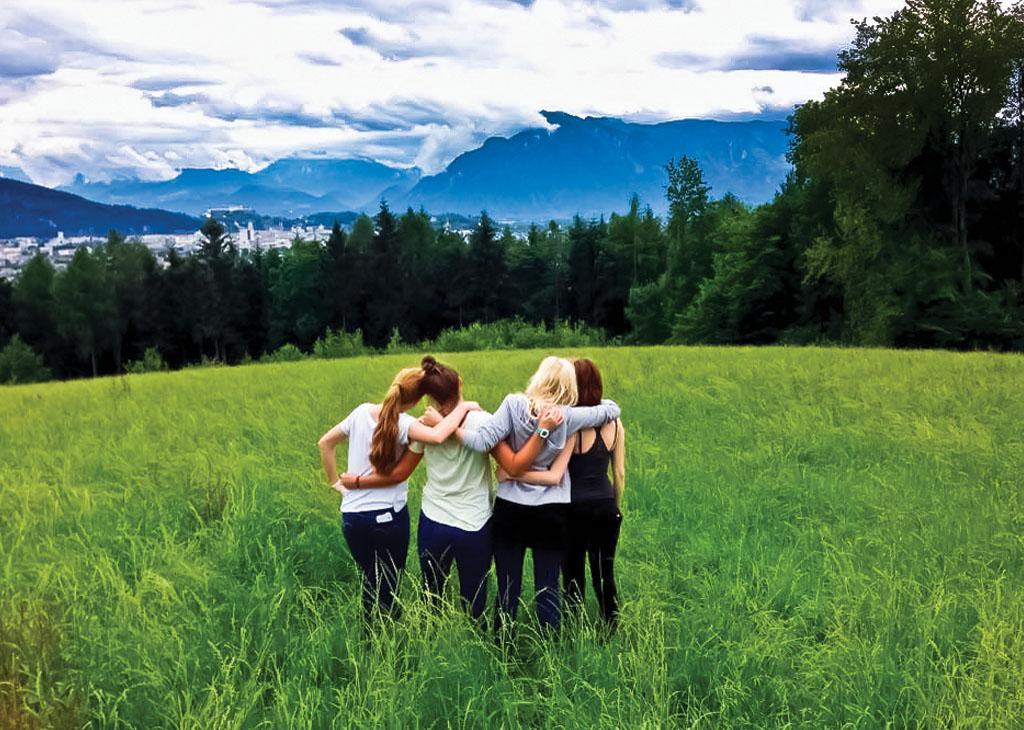 Du học Áo điểm đến lý tưởng nhất cho du học sinh năm 2017 -2018