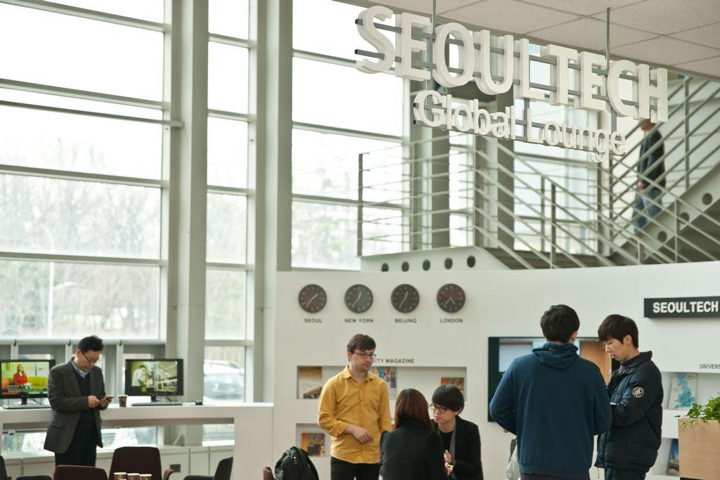 Ngày hội du học Hàn Quốc : Seoul Tech – không chỉ là đại học chuyên về công nghệ