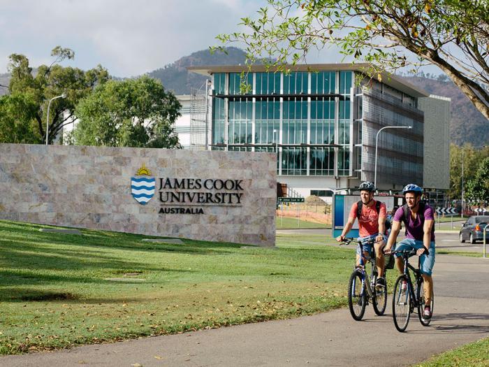 Học bổng du học Úc 2017 đại học danh giá James Cook