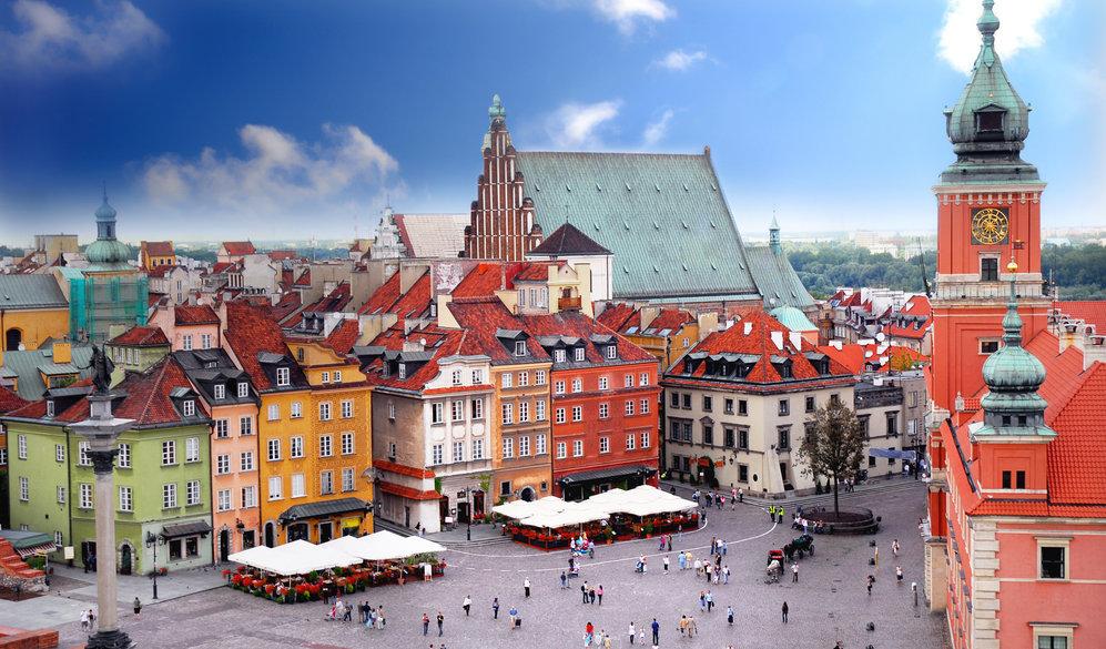 Tổng quan đất nước Ba Lan