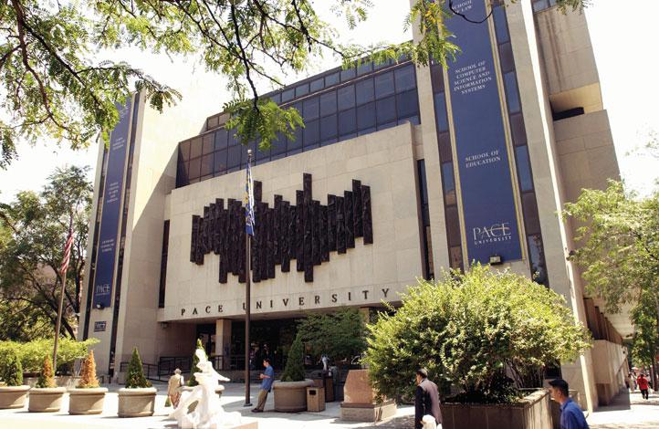 Đại học lớn nhất bang NewYork du học Mỹ – Pace University