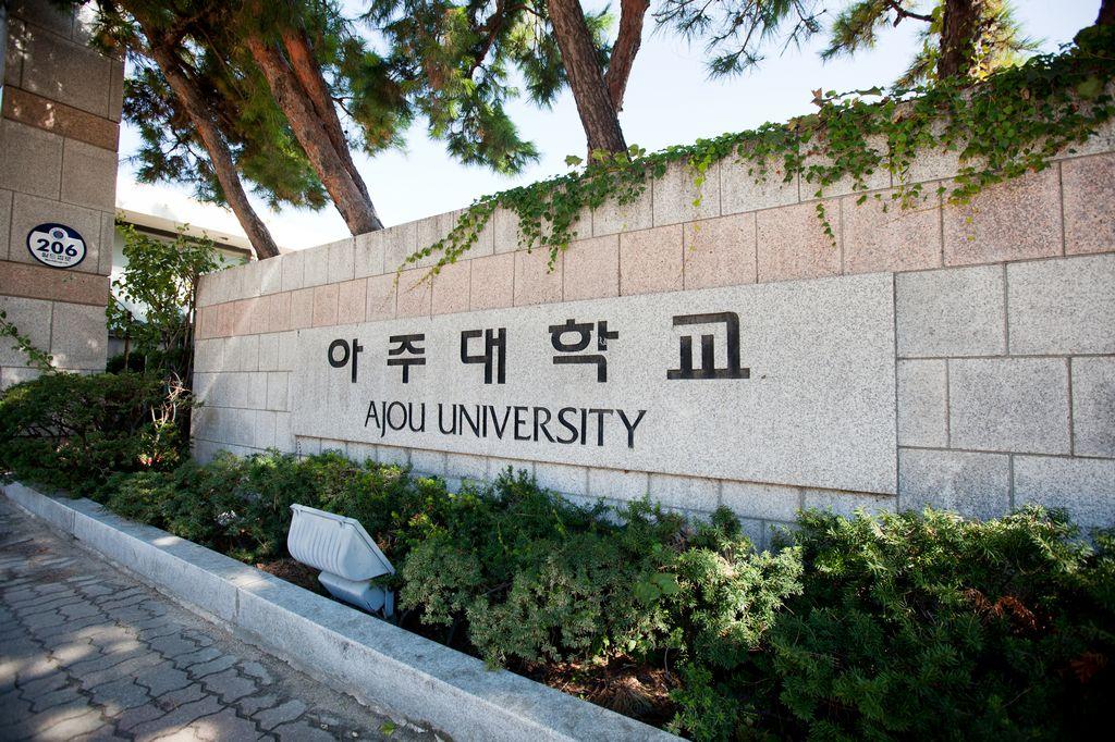 Chương trình thạc sỹ tại Hàn Quốc không thể ko biết đến đại học Ajou