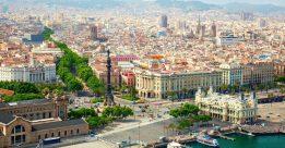 Thử 1 lần ngắm nhìn thành phố Barcelona Tây Ban Nha xinh đẹp