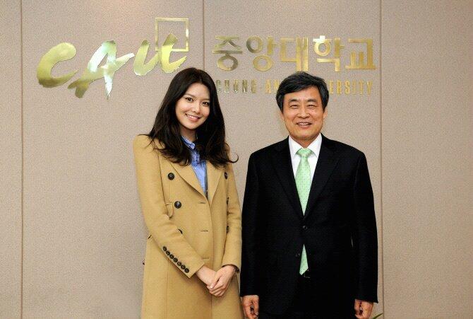 Đại học Chung Ang – đại học danh giá nhất tại Seoul Hàn Quốc