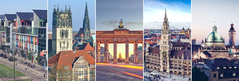 5 best cities to study in germany 2 Hội thảo du học Đức: Điều kiện mới 2017  Tiến tới thành công!