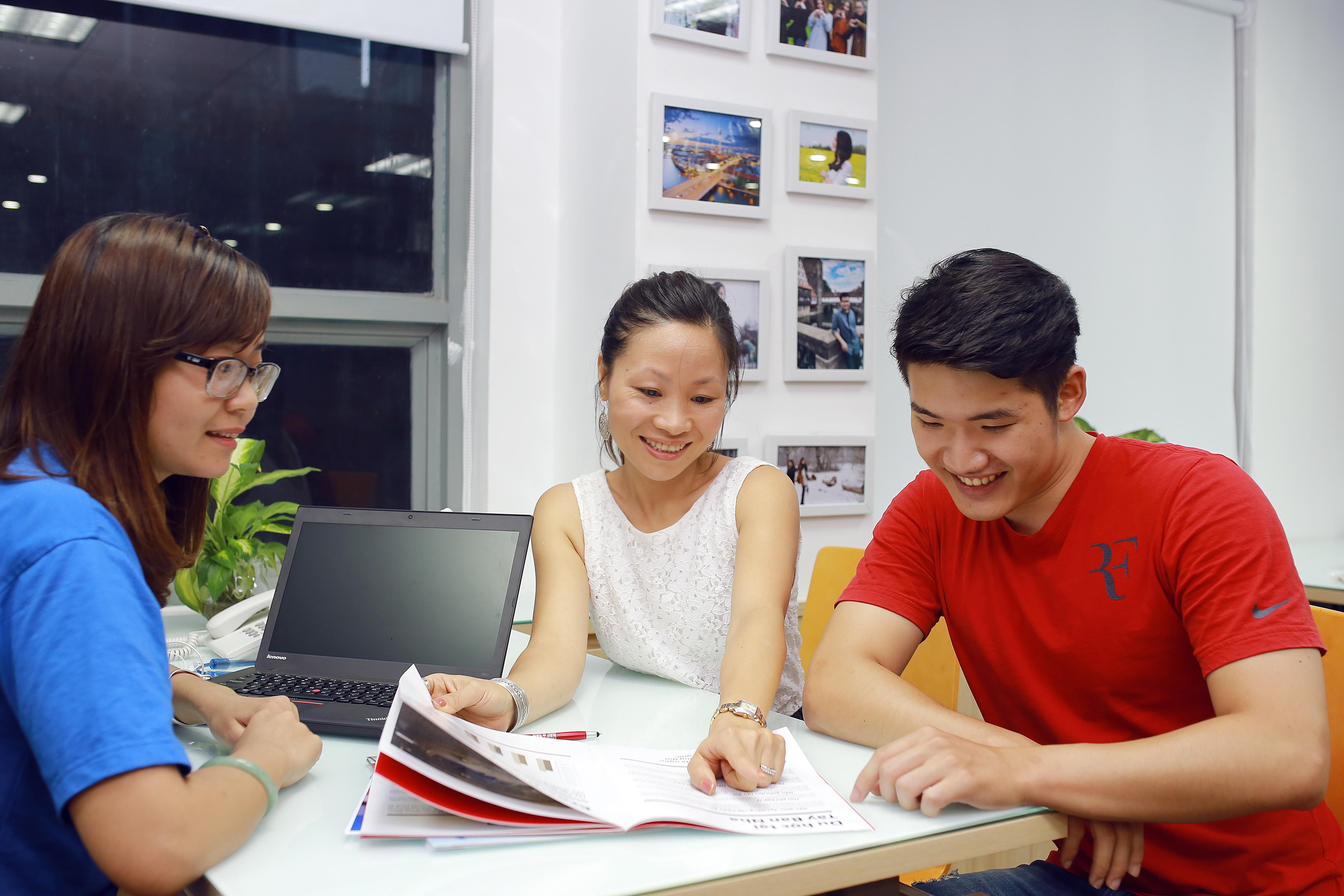 Tuyển dụng nhân viên tư vấn du học Đức chi nhánh Hà Nội và Hồ Chí Minh!