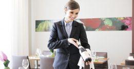 Những trải nghiệm khi học nghề khách sạn tại Đức