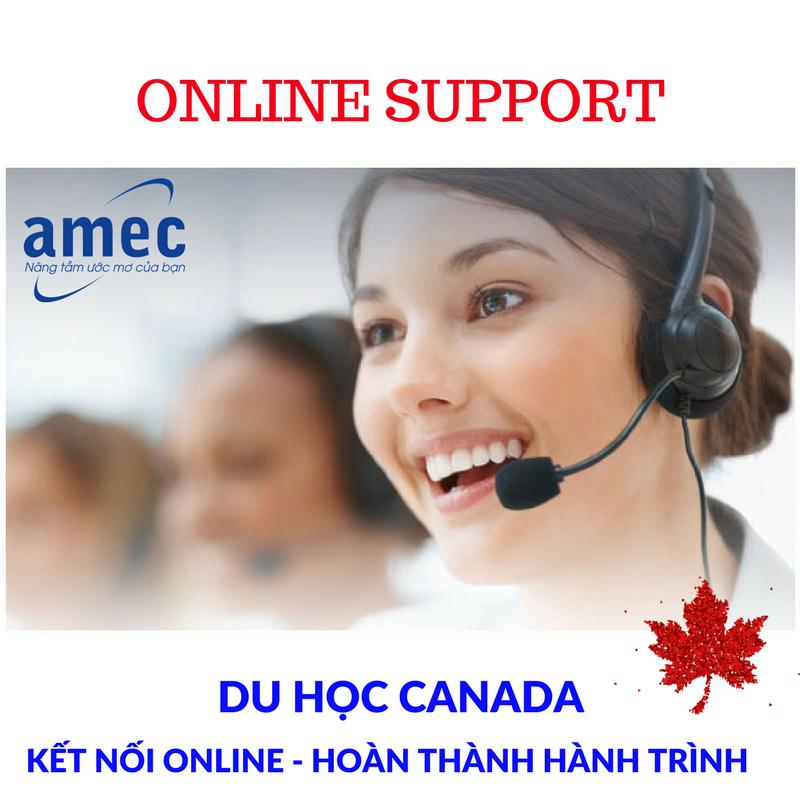 """Khởi động hệ thống tư vấn từ xa chương trình """"Du học Canada – Kết nối online – Hoàn thành hành trình"""""""