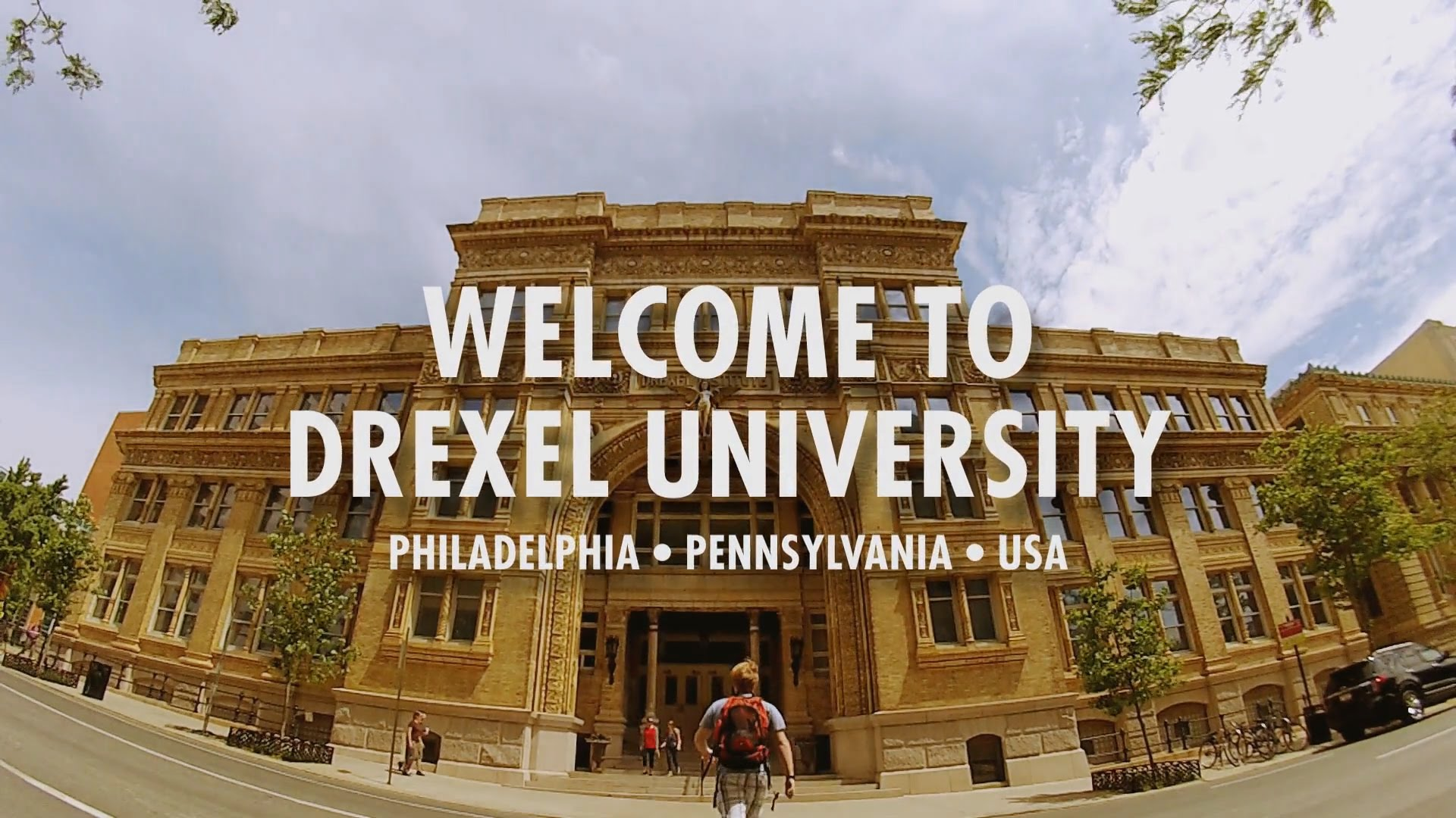 Học bổng Toàn phần tại trường Đại học Drexel – Mỹ
