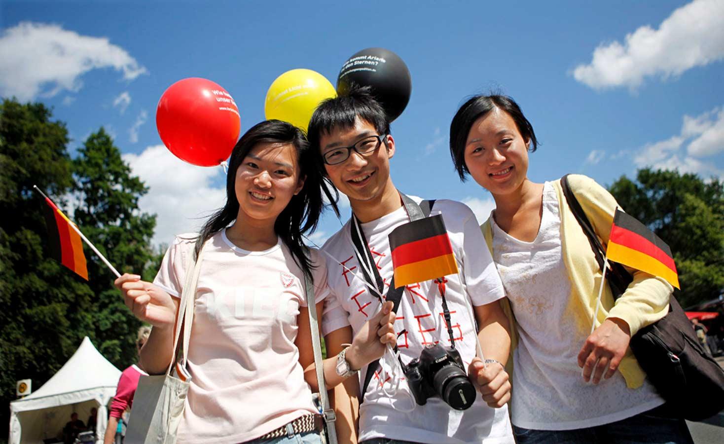 Tìm hiểu về du học Trung học phổ thông tại Đức