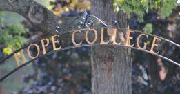 Học bổng 70% tại Hope College – ĐH hàng đầu Michigan, Mỹ