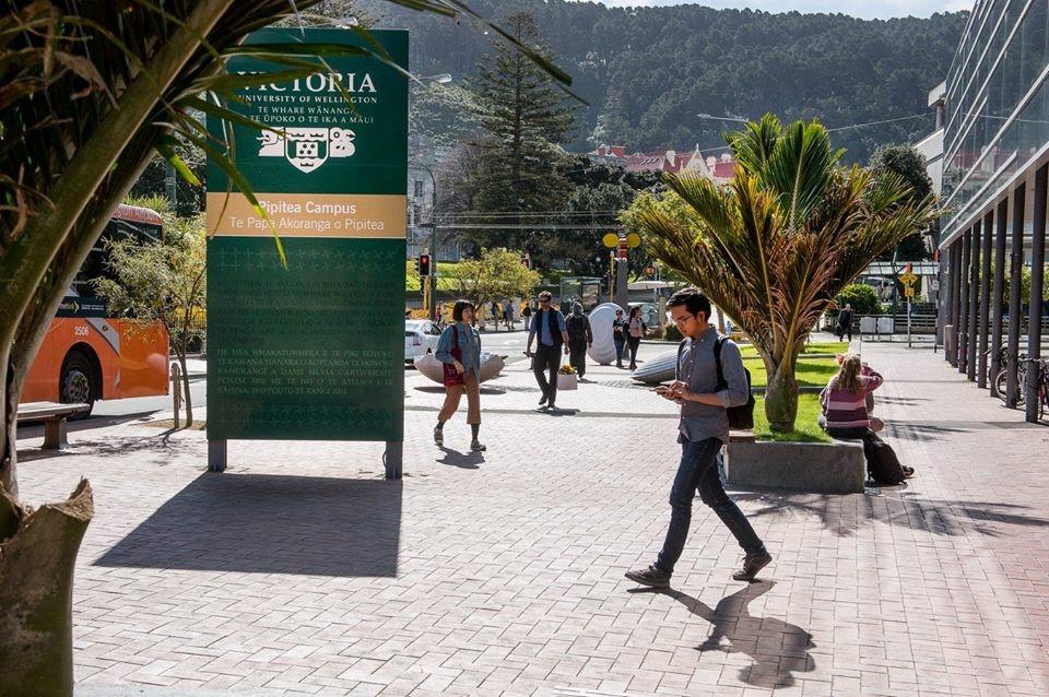Top 173 ĐH tốt nhất thế giới – Đại học Victoria Wellington