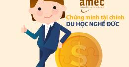 Những điều cần biết về chứng minh tài chính du học nghề Đức!