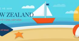 Du học hè tại New Zealand 2018 – chi phí VÔ CÙNG HẤP DẪN