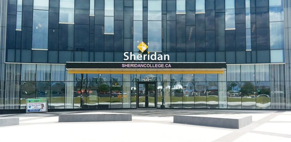 Sheridan College #1 trường Nghiên cứu ứng dụng Canada
