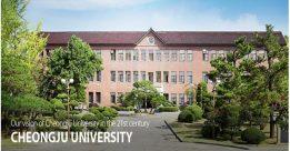Đại học Cheongju – đầu vào cực dễ với học phí phải chăng