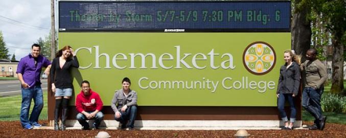 Học phí chỉ $10,800 tại Cao đẳng Chemeketa, Oregon, Mỹ