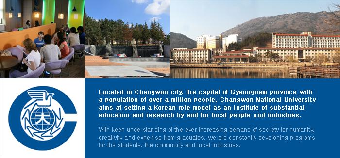 Đại học quốc gia Changwon – thảm đỏ tri thức cho sinh viên Việt Nam
