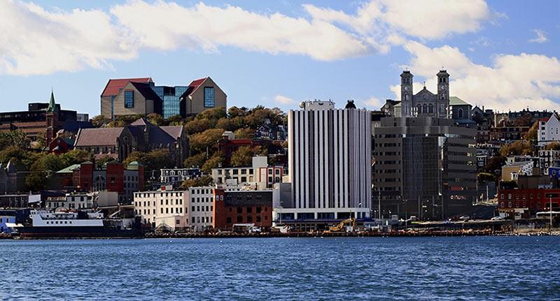Chương trình Giáo dục Sinh viên Quốc tế Newfoundland (NISEP)